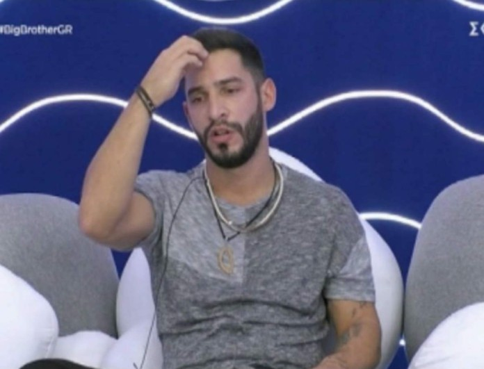 Big Brother: Άγριος καυγάς μεταξύ Ραμόνας και Γρηγόρη - «Δεν έχεις τα...»