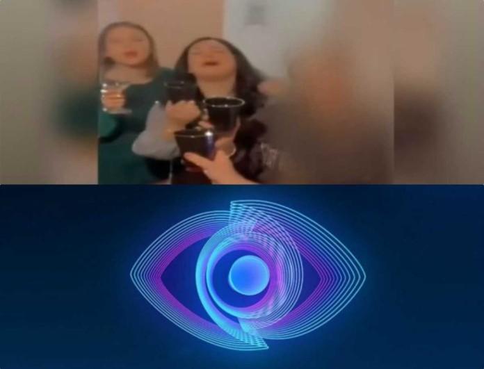 Ασύλληπτο βίντεο στη δημοσιότητα - Έκαναν πάρτι χωρίς μέτρα οι παίκτες του Big Brother