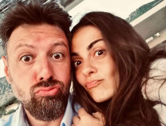 Χαρές στην οικογένεια του Παπαγιάννη και της Δαλιάνη! Φωτογραφία μέσα από το σπίτι τους