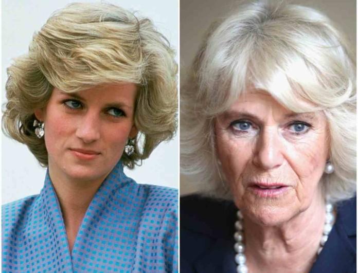 Τρόμος στο Buckingham - «Τρέχει και δεν φτάνει» η Καμίλα εξαιτίας της Diana