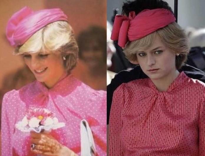 Αναβρασμός στο Buckingham - Τα πλάνα της «Diana» που έβγαλαν τον Κάρολο από τα ρούχα του
