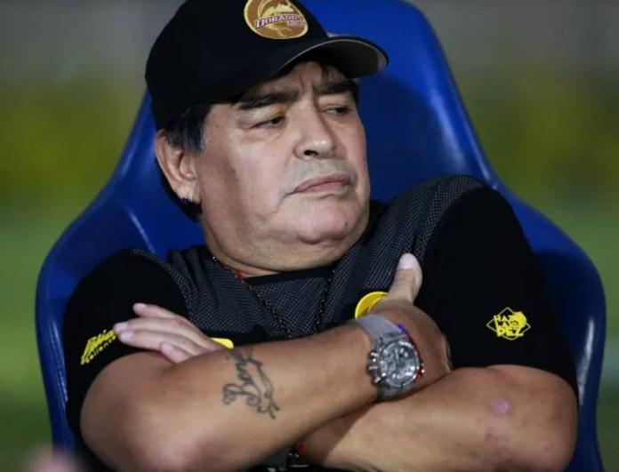 Εσπευσμένα στο νοσοκομείο ο Ντιέγκο Μαραντόνα