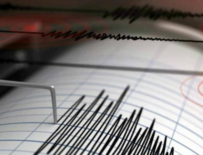 Σεισμός τώρα στην Ικαρία