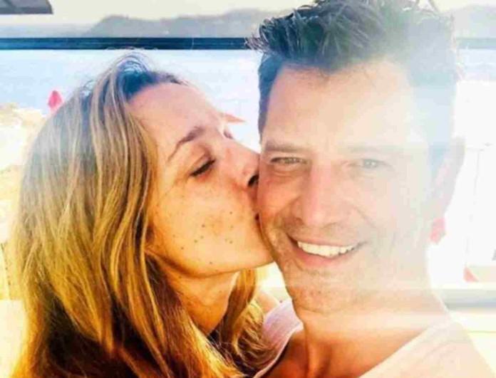 Σάκης Ρουβάς: Η κόρη του έγινε ολόκληρη γυναίκα - Φυστή η Κάτια Ζυγούλη