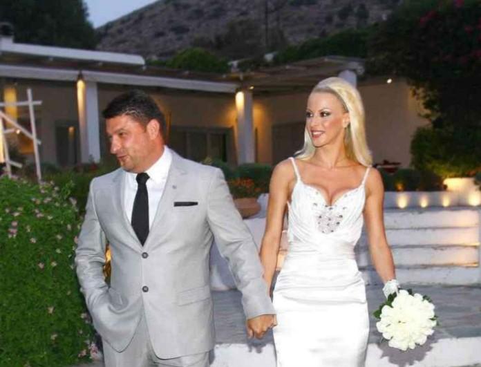Νίκος Χαρδαλιάς: Φωτογραφίες από το χλιδάτο μαγαζί που παντρεύτηκε το 2011 - Πόσο κόστισε