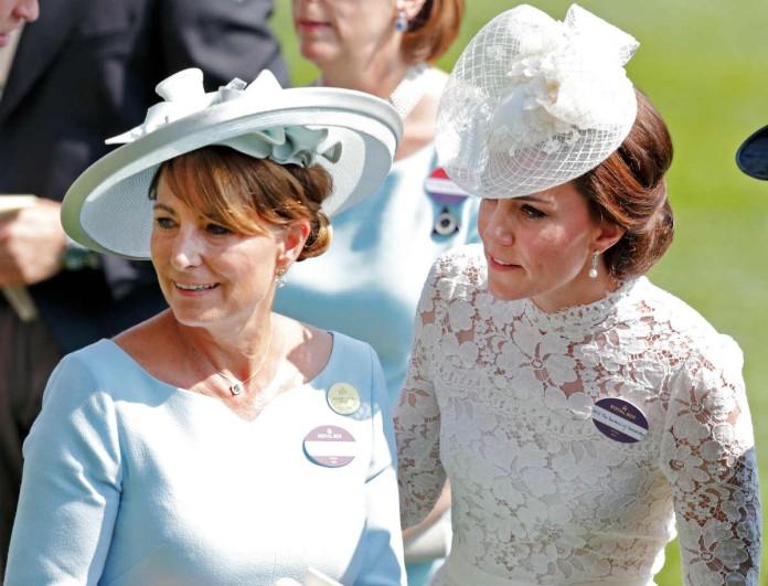Άσχημα τα νέα για την οικογένεια της Kate Middleton - Η μητέρα της ανακοίνωσε ότι...