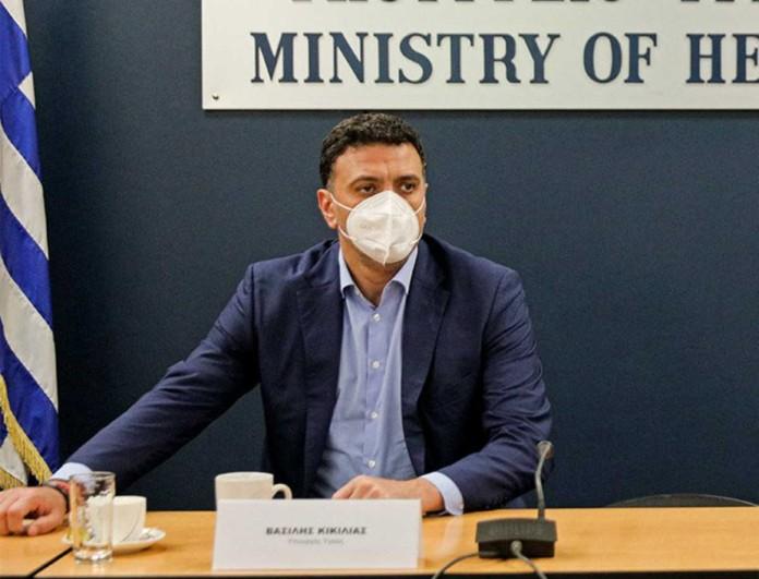 Κορωνοϊός: Τρεις φορές την εβδομάδα οι ανακοινώσεις για την επιδημία - Παρών θα είναι και ο Κικίλιας