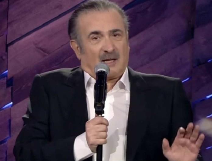 Ο Λάκης Λαζόπουλος επιστρέφει στην τηλεόραση - Η ανακοίνωση του ΑΝΤ1