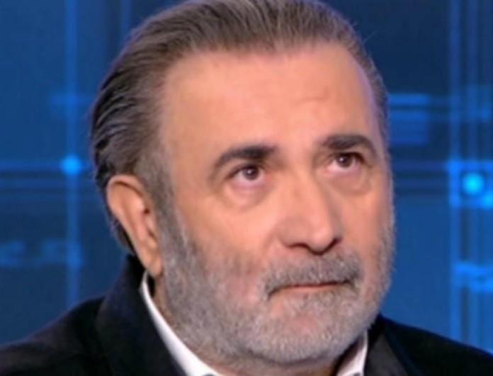 Ενώπιος Ενωπίω: Η ερώτηση του Χατζηνικολάου που έκανε τον Λαζόπουλο να βουρκώσει!