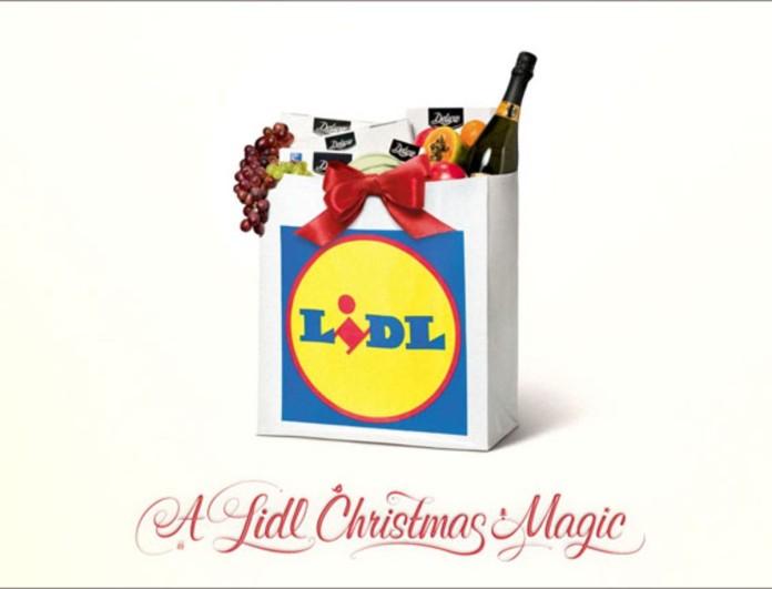 Απίστευτη ανακοίνωση από τα Lidl λίγο πριν τα Χριστούγεννα