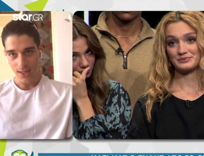 Σήφης Φαραντάκης: Αποκάλυψε αν είναι τελικά ζευγάρι με την Μαρινέλα