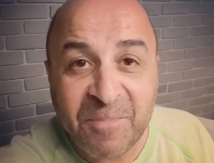 Μεγάλη απάτη σε βάρος του Μάρκου Σεφερλή - Η ανακοίνωση στο Instagram