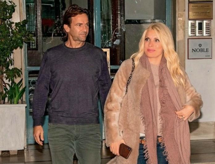 Ανοιχτό στο lockdown το ξενοδοχείο του Μάκη Παντζόπουλου και της Ελένης Μενεγάκη