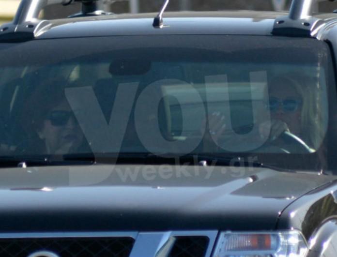 Λιλίκα Παντζοπούλου: Εκατοντάδες αντιδράσεις με τη φωτογραφία της πεθεράς της Ελένης Μενεγάκη εν μέσω lockdown!