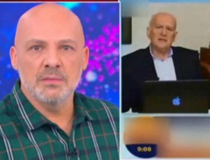 Η απάντηση του Νίκου Μουτσινά στην απαίτηση του Παπαδάκη - Προκάλεσε on air να...