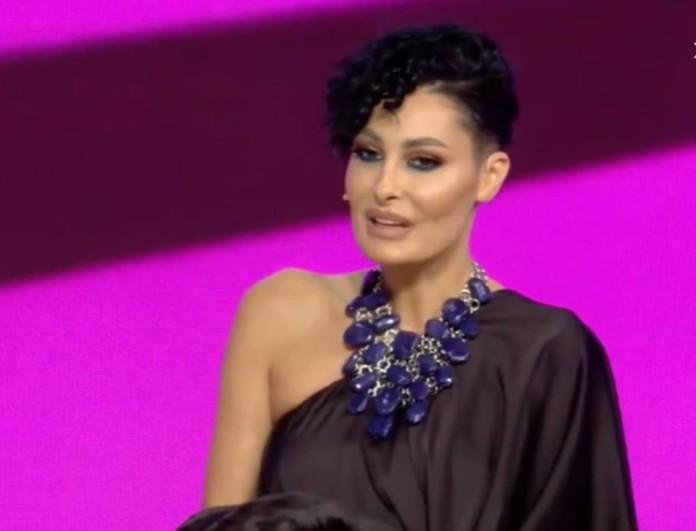 My Style Rocks: Συγκλόνισε η Ρούλα Δημητριάδου - Τσαλίκη - «Κάηκε το πρόσωπό μου»