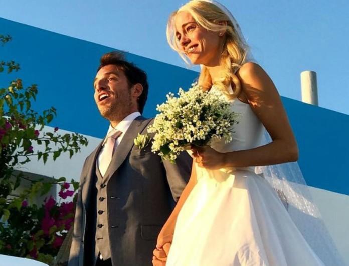Βασιλικό: Έμεινε στην ιστορία του προσκλητήριο γάμου της Δούκισσας Νομικού και του Δημήτρη Θεοδωρίδη