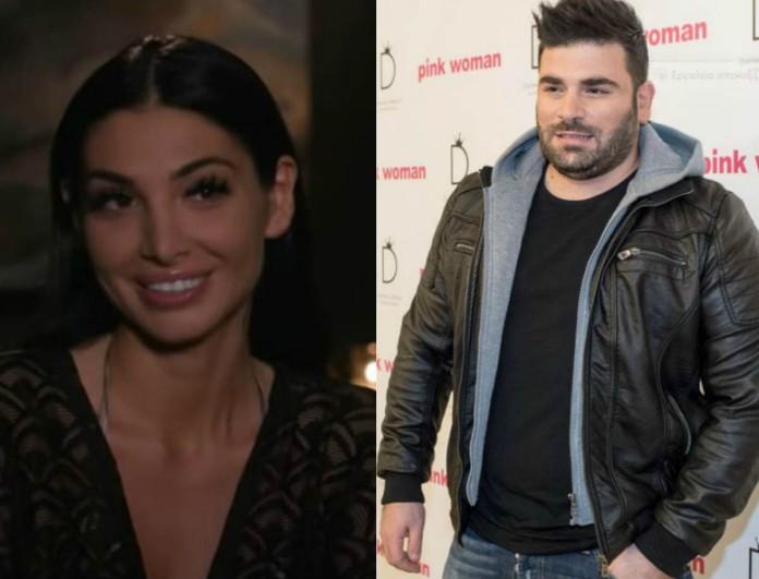 Αποκάλυψη: Γιατί είχαν χωρίσει Σία Βοσκανίδου και Παντελής Παντελίδης; Η σχέση που είχε πριν το The Bachelor