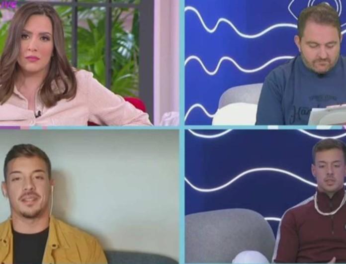 Big Brother: Ο Παναγιώτης Βαρουξής έκρινε άσχημα τον αδερφό του - «Ήταν μεγάλο λάθος του Χρήστου που..»