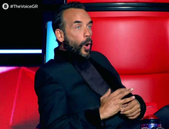 The Voice - Highlights 1/11: Το φλερτ στην Παπαρίζου, το γείωμα του Ρουβά και το σπαρακτικό κλάμα