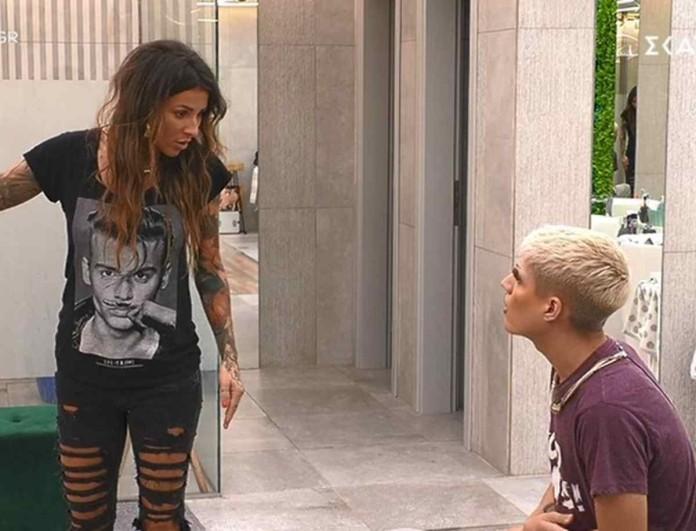 Big Brother: Η Ραμόνα «κάρφωσε» την Άννα Μαρία στον Θέμη - «Είπε για εσένα ότι...»