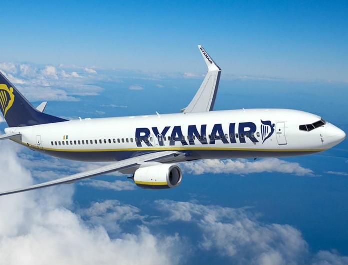 Δείτε πόσα εκατομμύρια ευρώ έχασε η Ryanair εξαιτίας κορωνοϊού - Απίστευτο