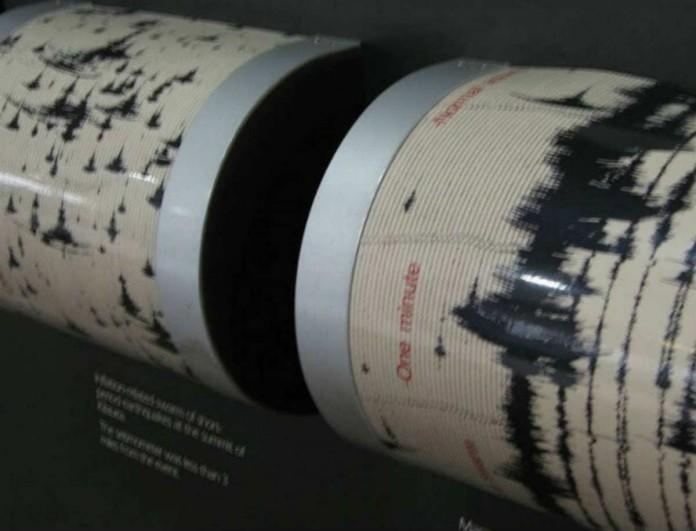 Ισχυρός σεισμός στην Σάμο