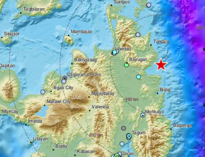 Τρομακτικός σεισμός 5,9 Ρίχτερ