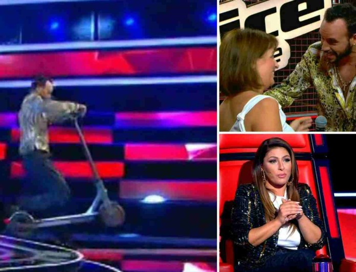 The Voice - highlights: Ο τσακωμός Ρουβά με Ζουγανέλη, η ανιψιά του Μουζουράκη και η συγκίνηση της Παπαρίζου