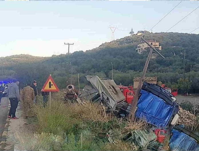 Τραγωδία στο Γιαννιστοχώρι: Νεκρός 34χρονος οδηγός νταλίκας