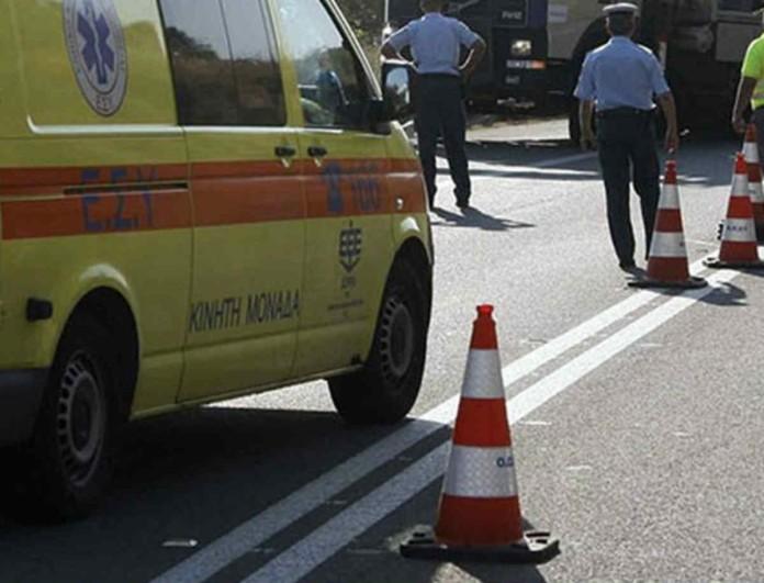 Δυστύχημα στη Θεσσαλονίκη - Νεκρός οδηγός