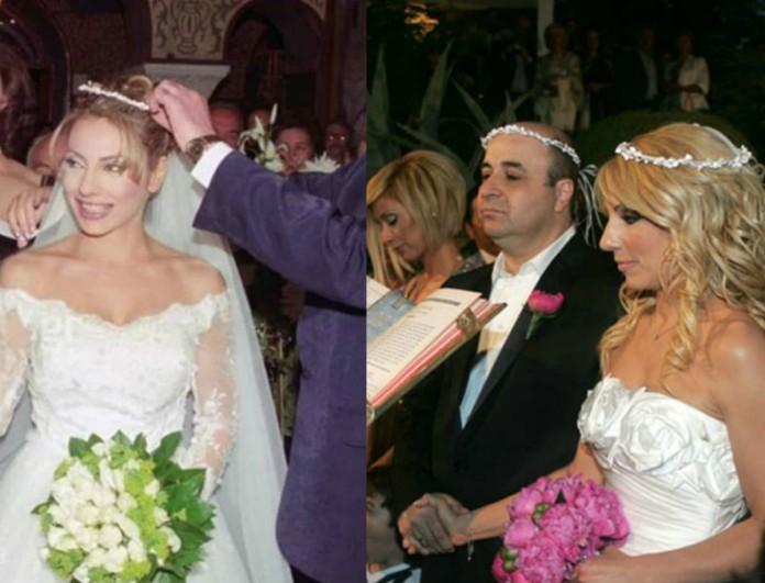 Έλενα Τσαβαλιά: Με ποιον ήταν παντρεμένη πριν τον Μάρκο Σεφερλή - Φωτογραφίες από την εκκλησία