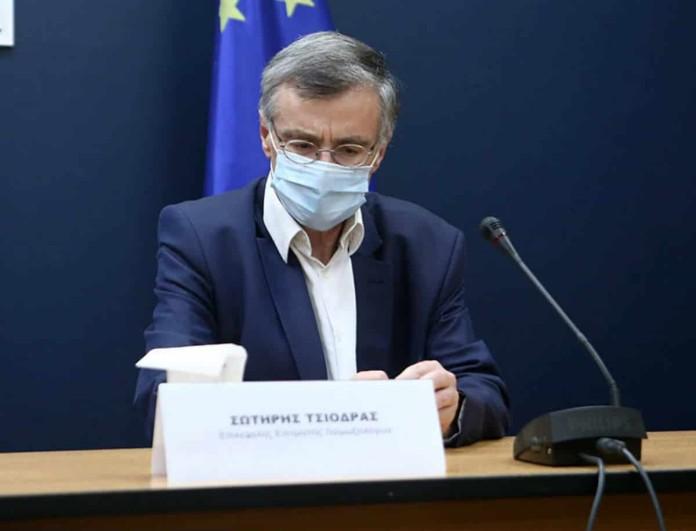 Κορωνοϊός - lockdown: Επιστρέφει στην καθημερινή ενημέρωση ο Σωτήρης Τσιόδρας