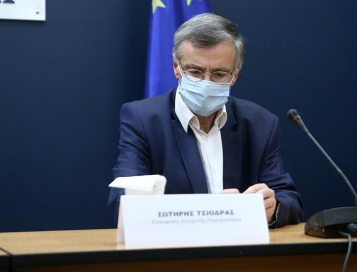 Σωτήρης Τσιόδρας: Αυτό είναι το κόμμα που ψηφίζει; Η ατάκα που τον