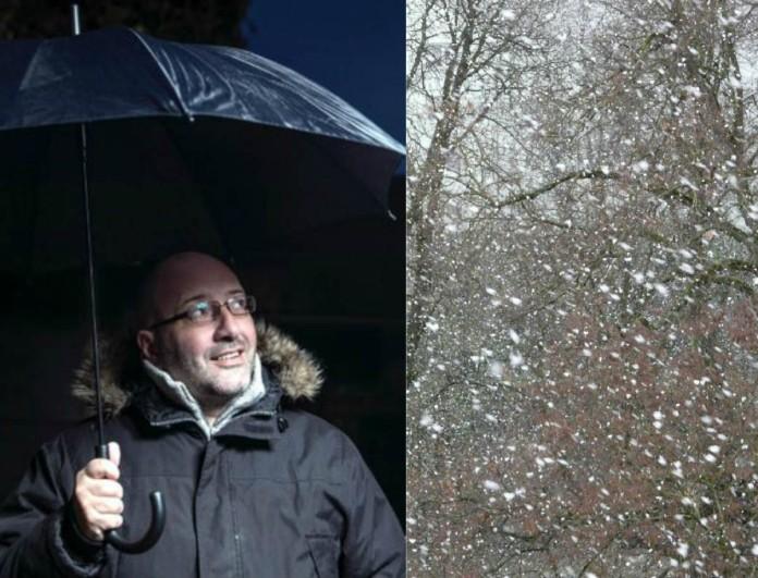 Έκτακτο - Αρναούτογλου: Σε αυτή την περιοχή θα πέσουν τα πρώτα χιόνια τις επόμενες ημέρες