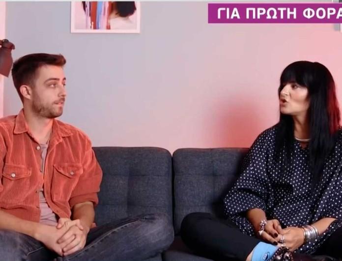 Ζενεβιέβ Μαζαρί: Απαντάει ανοιχτά για την αποχώρηση Παπαγεωργίου - Χριστοπούλου από το GNTM 3