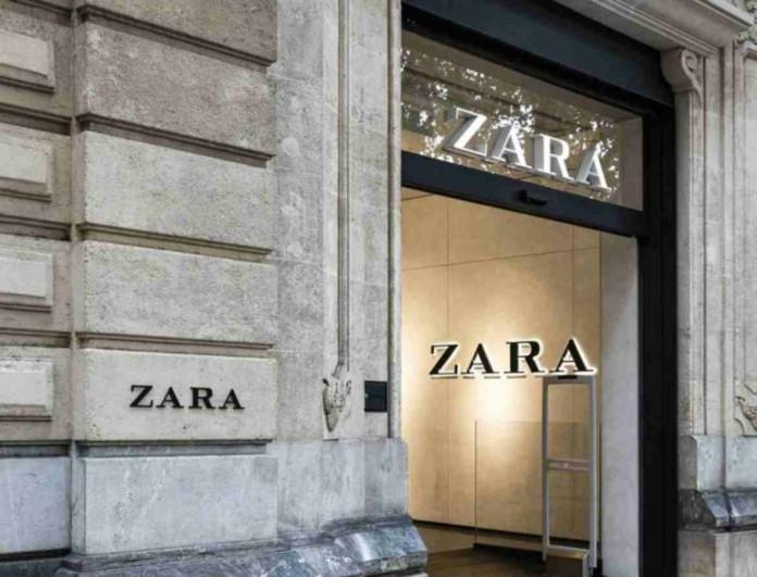 «Παραλήρημα» στα Zara με αυτό το εμπριμέ φόρεμα - Κοστίζει μόλις 15,99 ευρώ