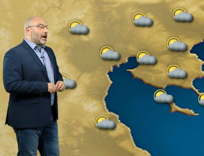 Σακης Αρναούτογλου: Προσοχή στις 26/12 - Έρχεται επιδείνωση του καιρού!