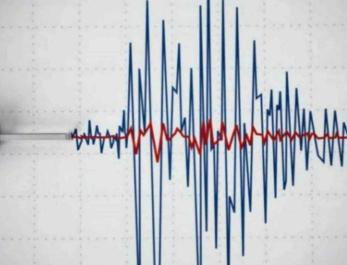 Σεισμός τώρα στη Σητεία Κρήτης