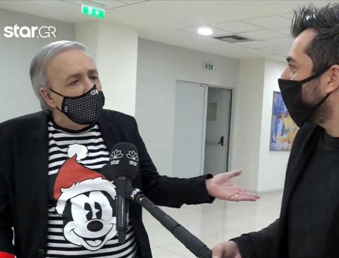 Ανδρέας Μικρούτσικος: Απαντάει στις φήμες που τον θέλουν εκτός ΣΚΑΙ - «Μετά το Big Brother...»