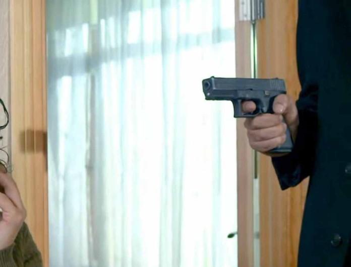 Θρίλερ στην Elif - Σημαδεύουν με όπλο την...