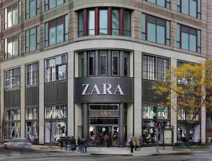 Αυτό είναι το ιδανικό φόρεμα για το ρεβεγιόν - Θα το βρεις στα Zara