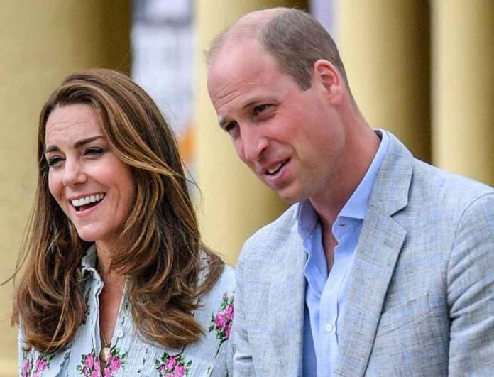 «Σούσουρο» στο διαδίκτυο με τη νέα φωτογραφία των παιδιών της Kate Middleton και του William