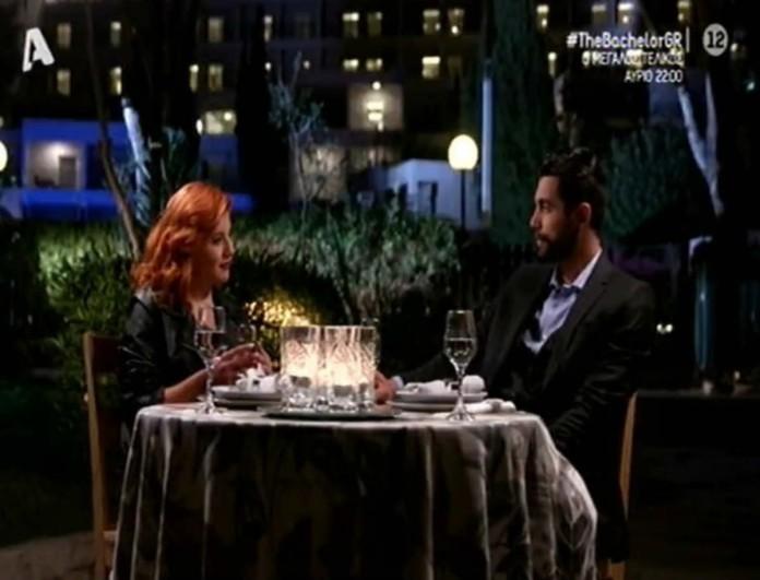 The Bachelor: Έμεινε «κάγκελο» ο Βασιλάκος με την έκπληξη της Νικολέττας