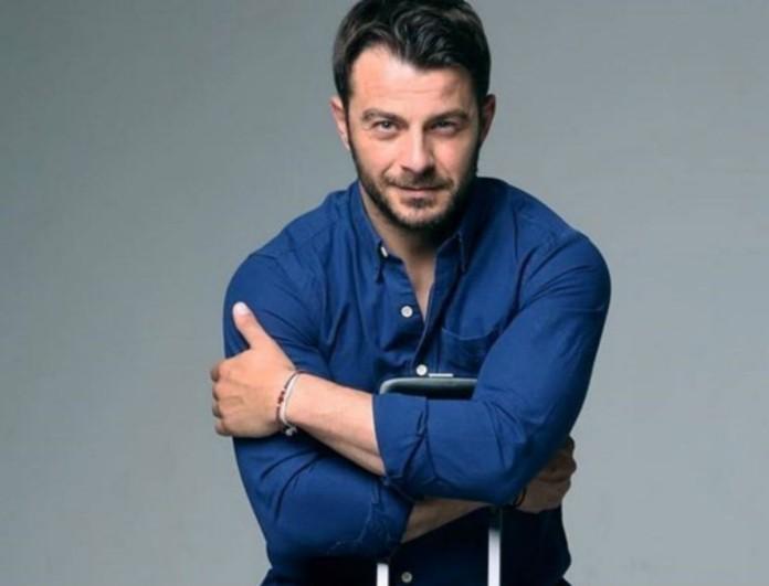 Γιώργος Αγγελόπουλος: Όλη η αλήθεια για το ύψος και τα κιλά του! Αποκάλυψε δημόσια ότι...