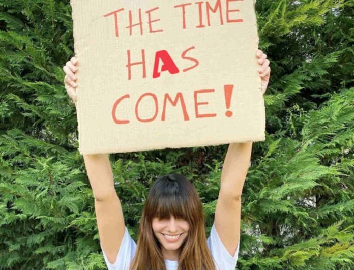 ALPHA: Νέα εκπομπή με την Ηλιάνα Παπαγεωργίου!