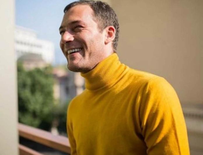 Ράγισε καρδιές ο Αντίνοος Αλμπάνης - «Με απασχολεί να είμαι ζωντανός»