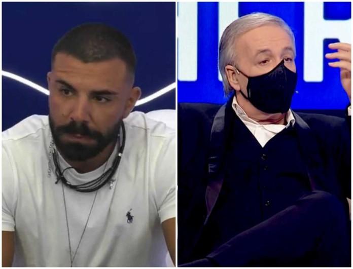 Αντώνης Αλεξανδρίδης: Ευχαρίστησε δημόσια τον Μικρούτσικο για το σχόλιο στον τελικό του Big Brother
