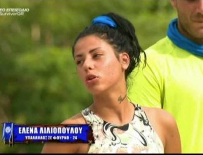 Survivor 4: Βόμβα από την Έλενα Λιλιοπούλου - Ζήτησε να αποχωρήσει από το παιχνίδι