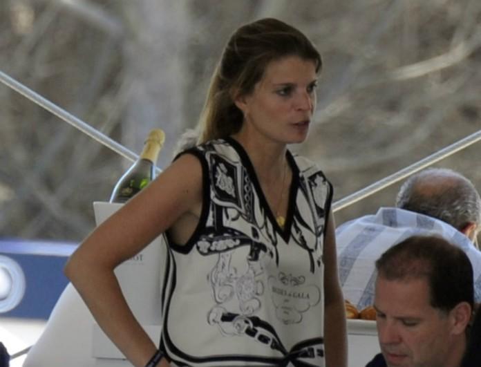 Φωτογραφίες από την βίλα που μένει η Αθηνά Ωνάση για πρώτη φορά στην δημοσιότητα
